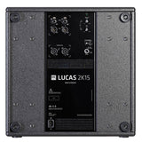 "HK Audio Lucas 2K15 Powered 2.1 System with 15"" Sub"