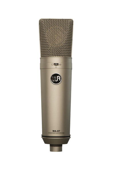 Warm Audio WA87 Large-Diaphragm Condenser Microphone