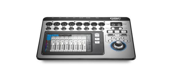 QSC Touchmix 8 Digital Mixer with Touchscreen