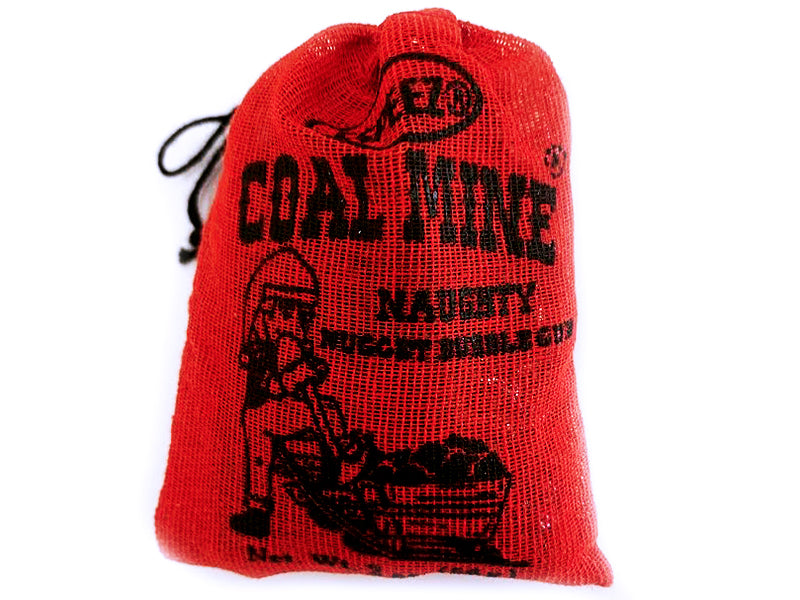 Bag o' Coal Gum - LOCAL PICKUP ONLY