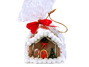 Gingerbread Cottage Ornament - LOCAL PICKUP ONLY