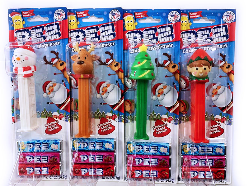 Holiday Pez - LOCAL PICKUP ONLY