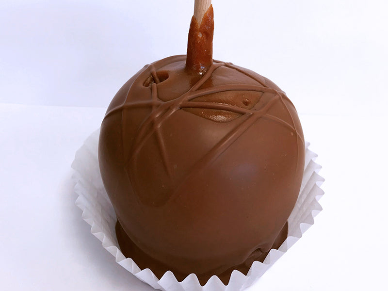 Milk Chocolate Caramel Apple - LOCAL PICKUP ONLY