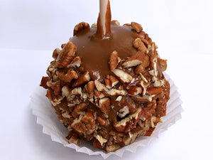 Pecan Caramel Apple - LOCAL PICKUP ONLY