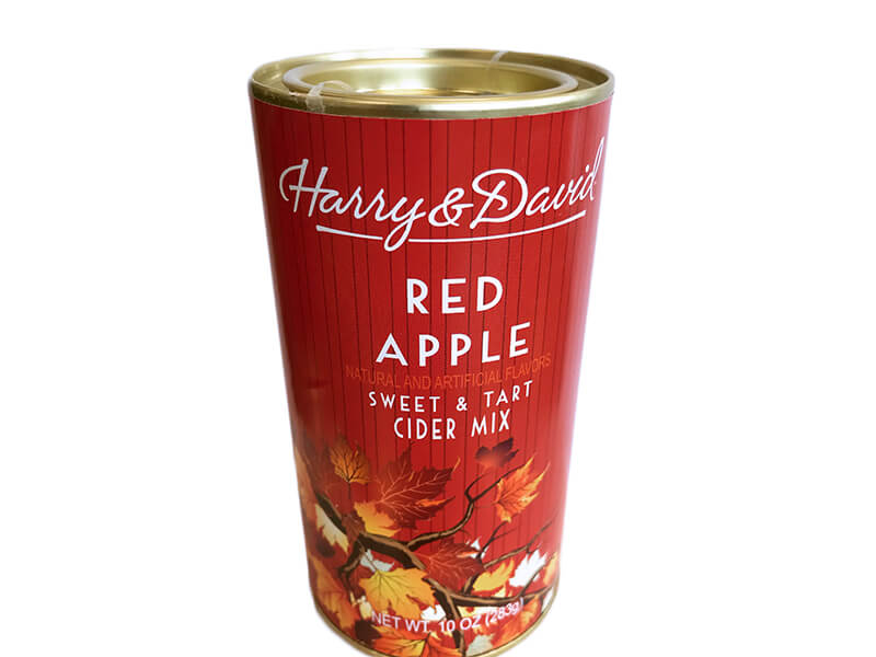 Harry & David's Red Apple Cider Mix