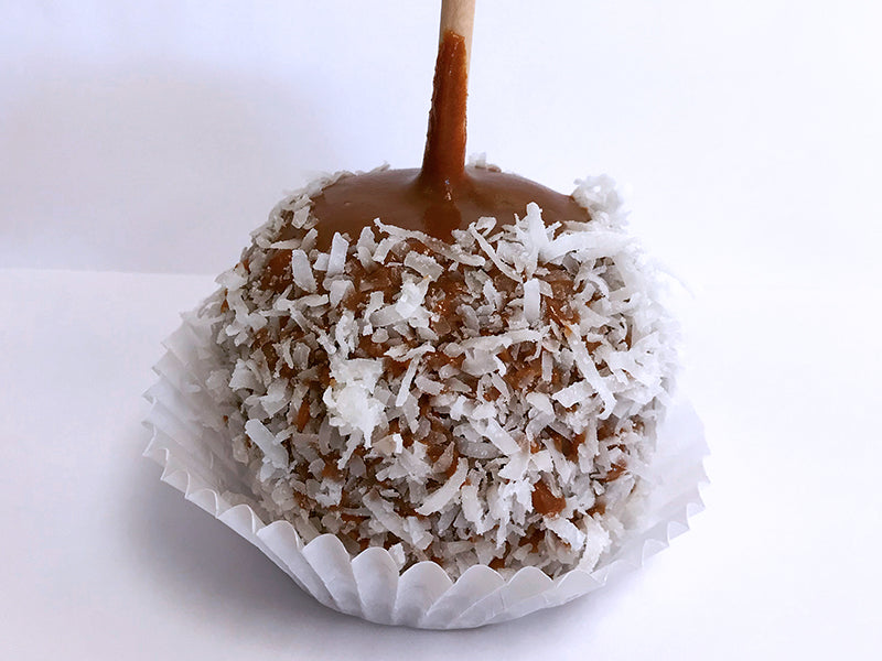 Coconut Caramel Apple - LOCAL PICKUP ONLY