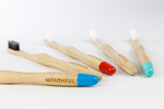 Boo: Extra-Soft Bamboo Toothbrush