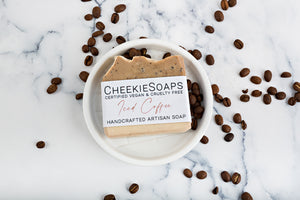 Iced Coffee Artisan Soap
