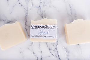 Naked Artisan Soap