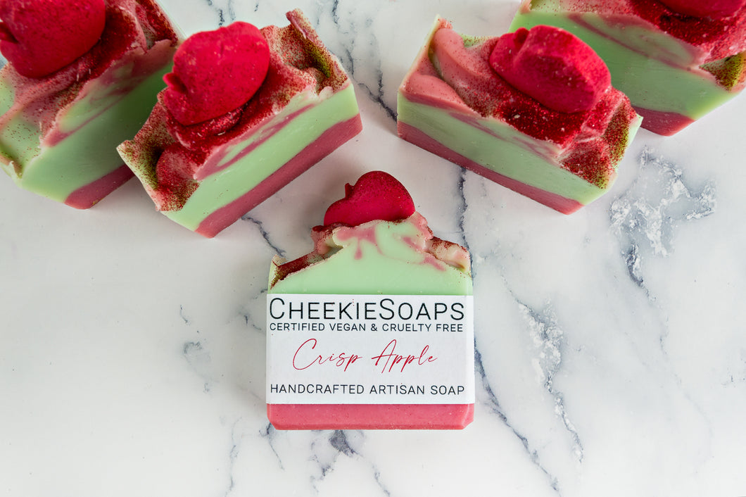 Crisp Apple Artisan Soap