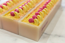 Load image into Gallery viewer, Raspberry Lemonade Artisan Soap