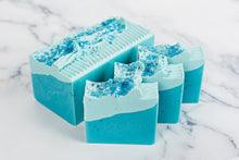 Load image into Gallery viewer, Blue Steel Artisan Soap