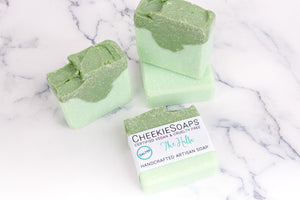 Salted Hulk Artisan Soap