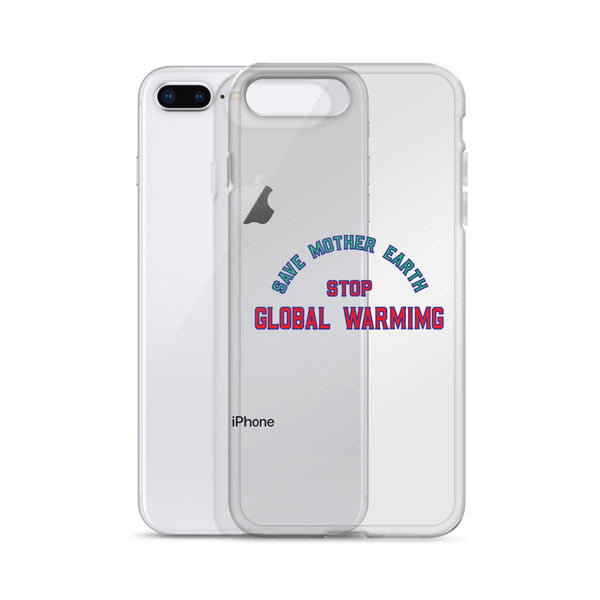 Save Mother Earth iPhone Case