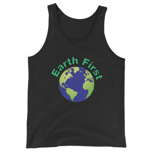 Earth First Tank Top