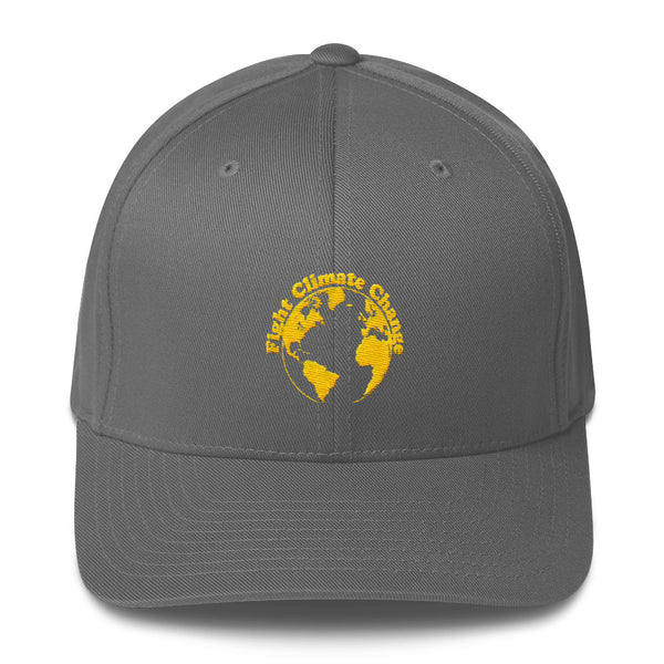 Fight Climate Change Flexfit Cap
