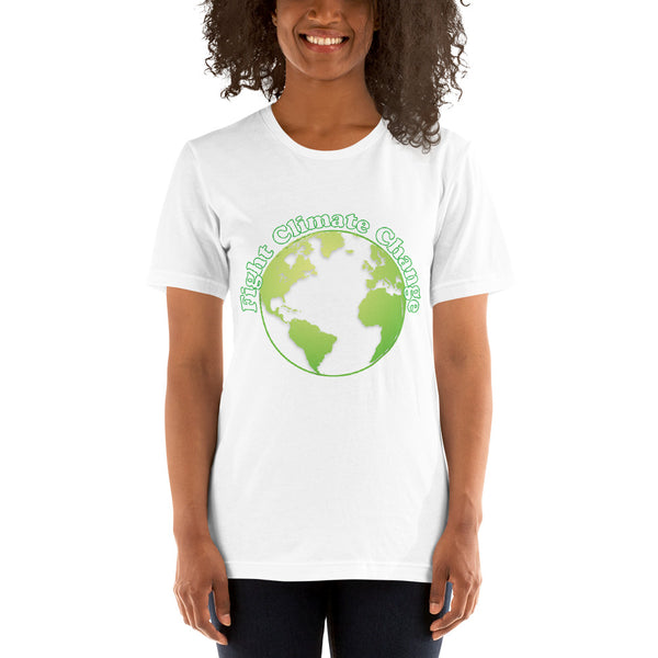 Fight Climate change Tee Shirt