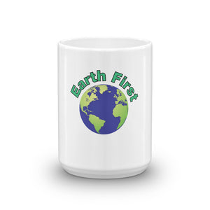 Earth First Mug