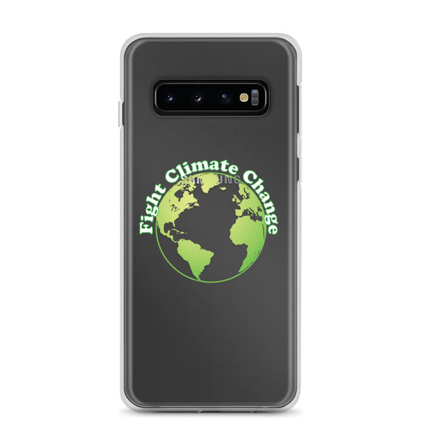 Fight Climate Change Samsung Case