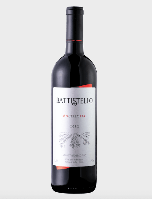 Battistello Vinho Tinto Ancellotta 750ml