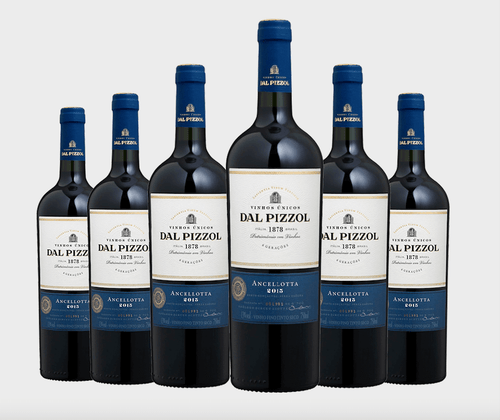 Dal Pizzol Vinho Ancellotta Kit c/6 - 750ml
