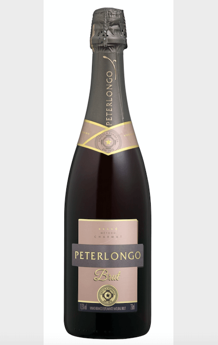 Peterlongo Espumante Brut 750ml