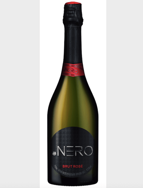 Domno Ponto Nero Brut Rose Espumante 750ml