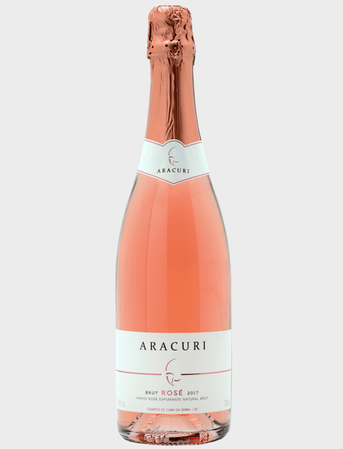 Espumante Brut Rose Aracuri 750ml