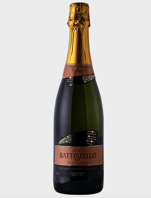 Battistello Espumante Brut Champenoise 750ml