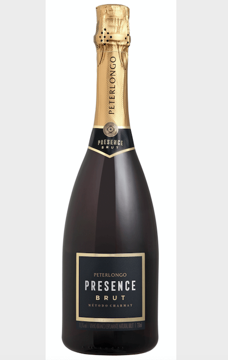 Peterlongo Presence Espumante Brut 750ml