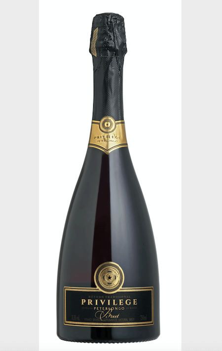 Peterlongo Privilege Espumante Brut 750ml