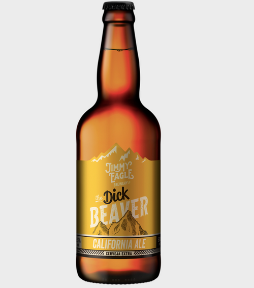 Jimmy Eagle Cerveja DICK BEAVER 500ml California Ale