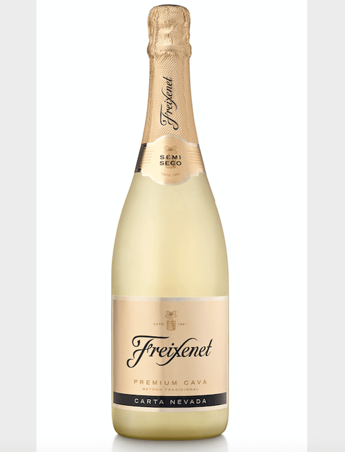 Freixenet Espumante Carta Nevada Demi-Sec 750ml