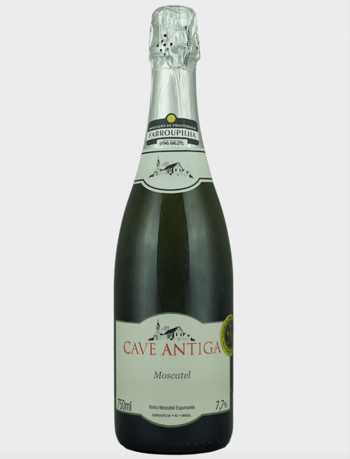 Cave Antiga Espumante Moscatel 750ml