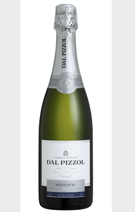 Espumante Moscatel Dal Pizzol 750ml