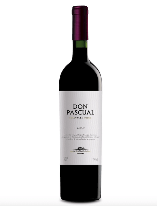 Don Pascual Crianza en Roble Vinho Tannat 750 ml