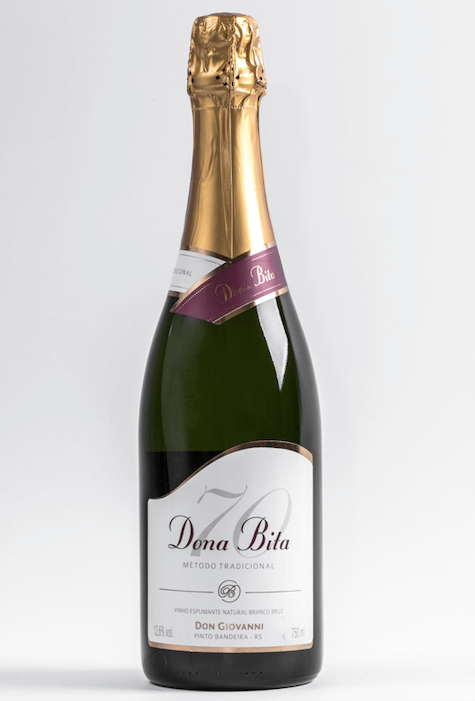 Espumante Don Giovanni Dona Bita Brut 750ml