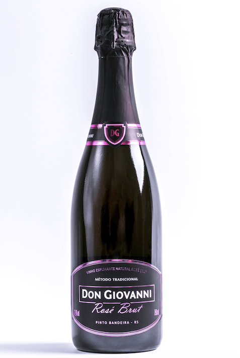 Espumante Don Giovanni Rosé Brut 750mL