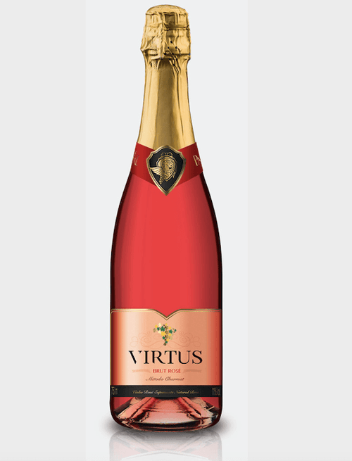Espumante Brut Rose Virtus Monte Paschoal 750ml