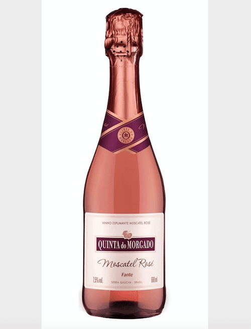 Espumante Moscatel Rosé Quinta do Morgado 660ml