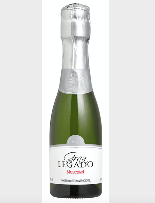 Espumante Moscatel Gran Legado Mini 187ml