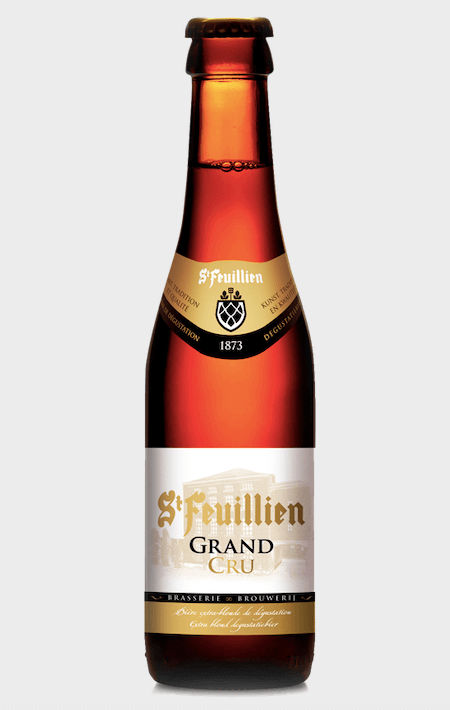 St. Feuillien Grand Cru Belgian Golden Strong Cerveja 330ml