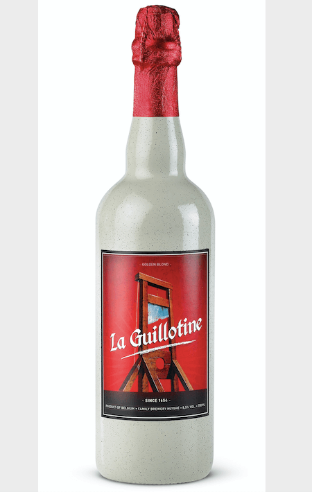 La Guillotine Belgian Strong Golden Ale Cerveja 330 ml