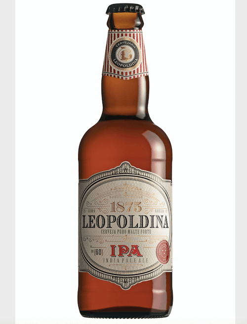 Leopoldina Cerveja IPA India Pale Ale 500 ml