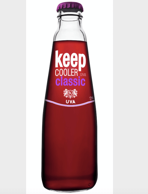 Keep Cooler de Vinho Uva Aurora 275ml