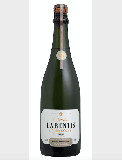 Espumante Larentis Cuvee Speciale Nature 750ml