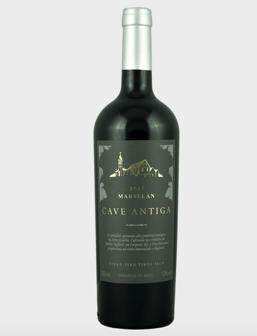 Cave Antiga Vinho Marselan 750ml
