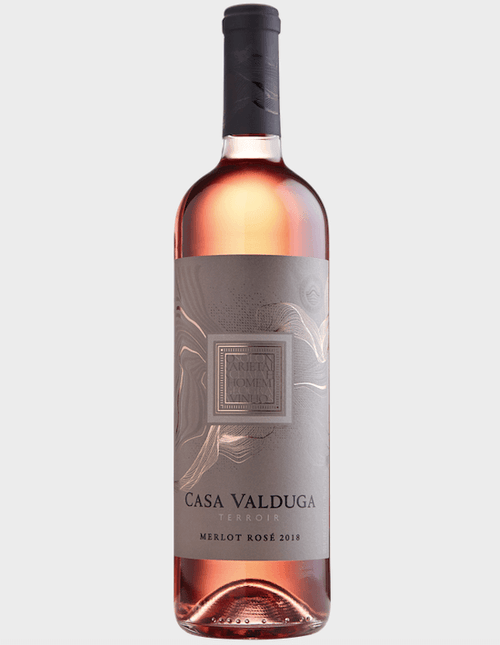Casa Valduga Vinho Terroir Merlot Rose 750ml
