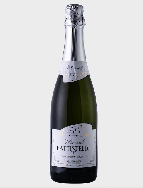 Battistello Espumante Moscatel 750ml