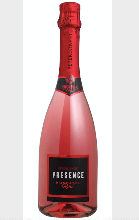 Peterlongo Presence Moscatel Rosé 750ml